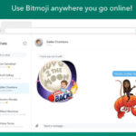 Comment supprimer un compte Bitmoji