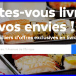 Supprimer le compte Just Eat