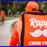Supprimer le compte Rappi